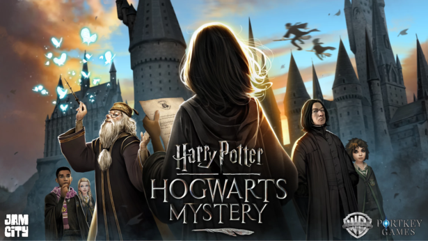 Harry Potter Hogwarts Mystery Game Jam City Portkey Games trailer