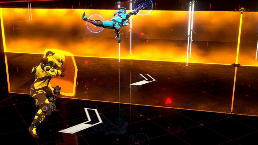 Laser League 505 Games Roll7 Steam
