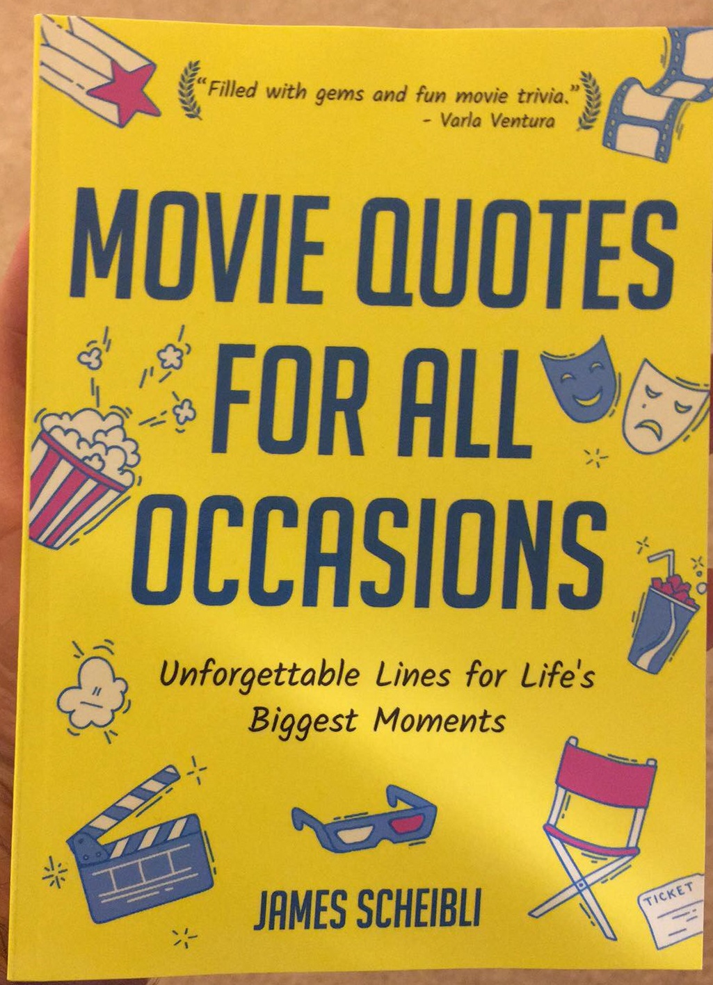 Movie Quotes for All Occasions by James review