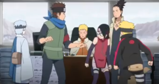 Boruto Naruto Next Generations episode 40 review Team 7 The First Mission review