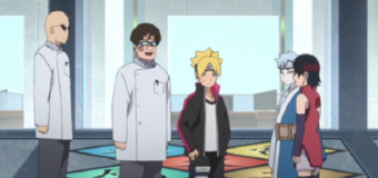 Boruto: Naruto Next Generations 1×43 Review: The Byakuya Gang Surfaces