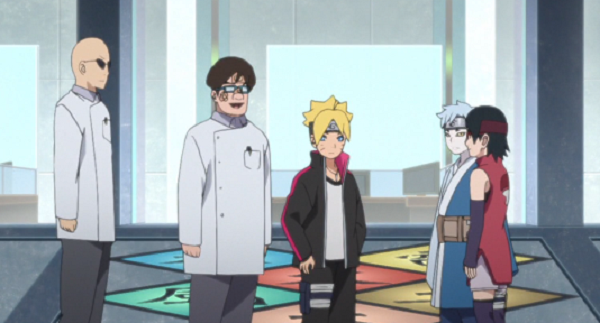 Boruto naruto Next Generations episode 43 review The Byakuya Gang Surfaces