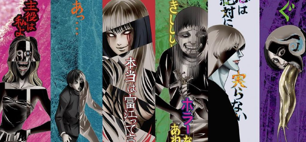 Junji Ito Collection 1x2 episode Fashion Model & Long Dreams Review