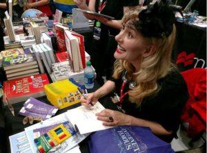 Danika Stone signing