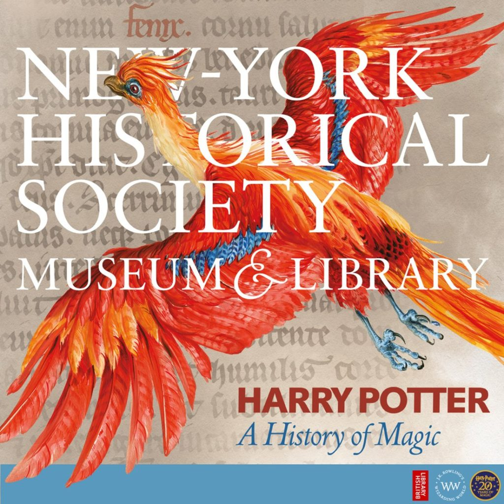 NYHS A History of Magic