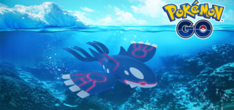 Pokémon GO Still A Thing, Adds New Pokémon Kyogre
