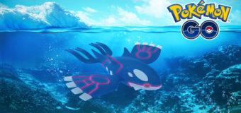 Pokémon GO Still A Thing, Adds New Pokémon Kyogre