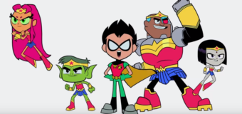 'Teen Titans Go! to the Movies' Debuts A Hilariously Self-Aware Teaser Trailer