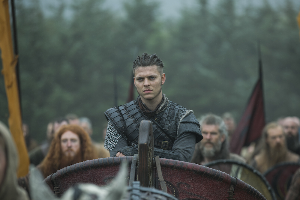 the joke vikings ivar the boneless