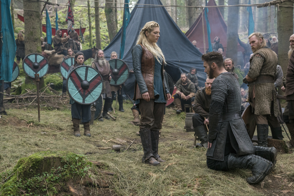 a simple story vikings lagertha bishop heahmund
