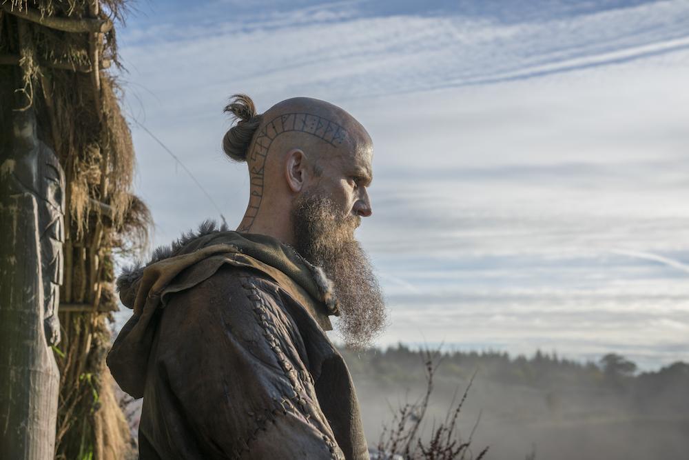 a simple story vikings floki