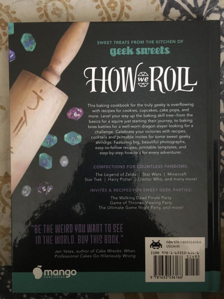 Geek Sweets by Jennifer Burgesse review