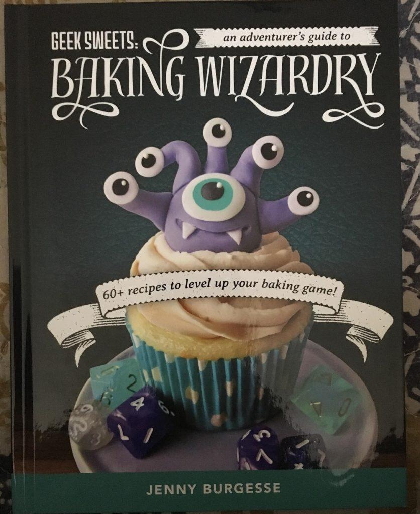 Geek Sweets Jennifer Burgesse Mango book review