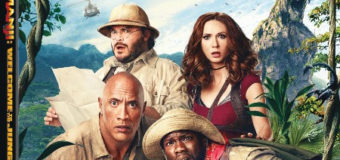 'Jumanji: Welcome to the Jungle' 4K Ultra, Blu-ray, and DVD Gets March Release!