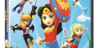 LEGO DC Super Hero Girls: Super-Villain High Gets Digital and DVD Releases This May