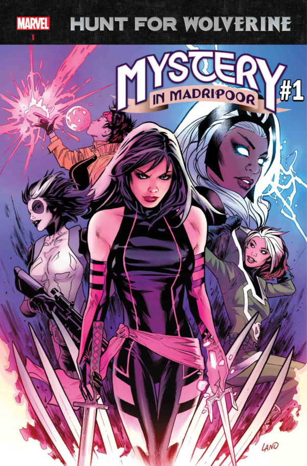 Hunt for Wolverine Mystery in Madripoor Marvel Comics