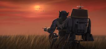 Star Wars Rebels 4×10 & 4×11 Reviews: Jedi Night & Dume