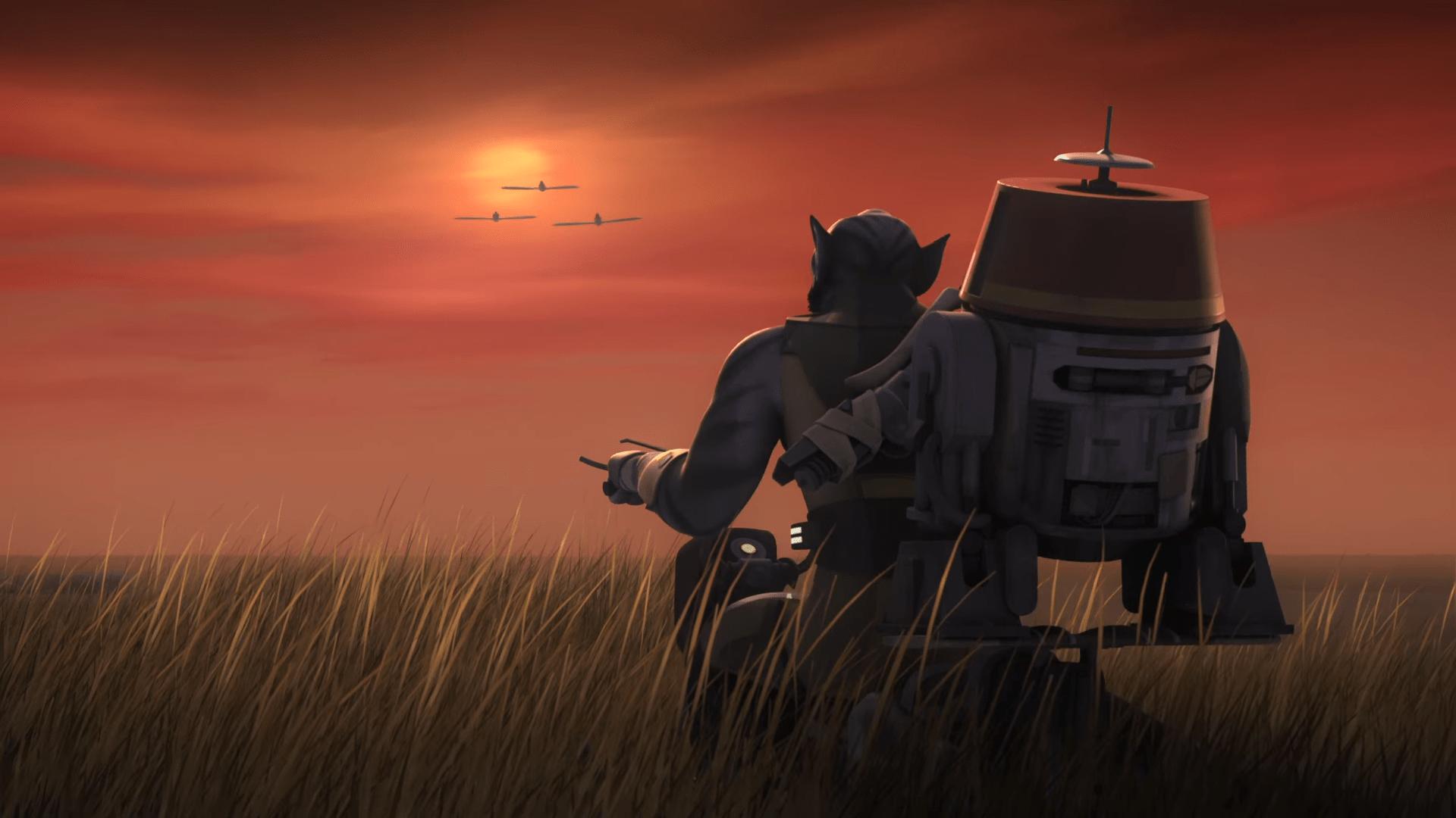 jedi night star wars rebels