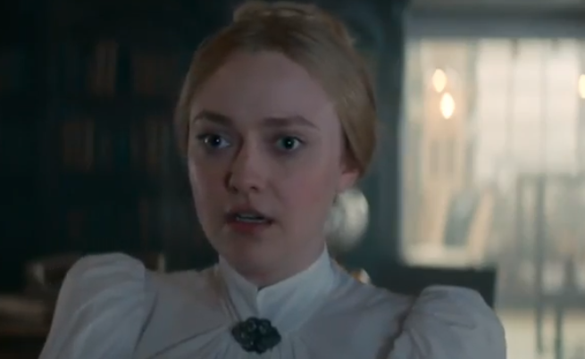The Alienist Episode 5 review Hildebrandt's Starling