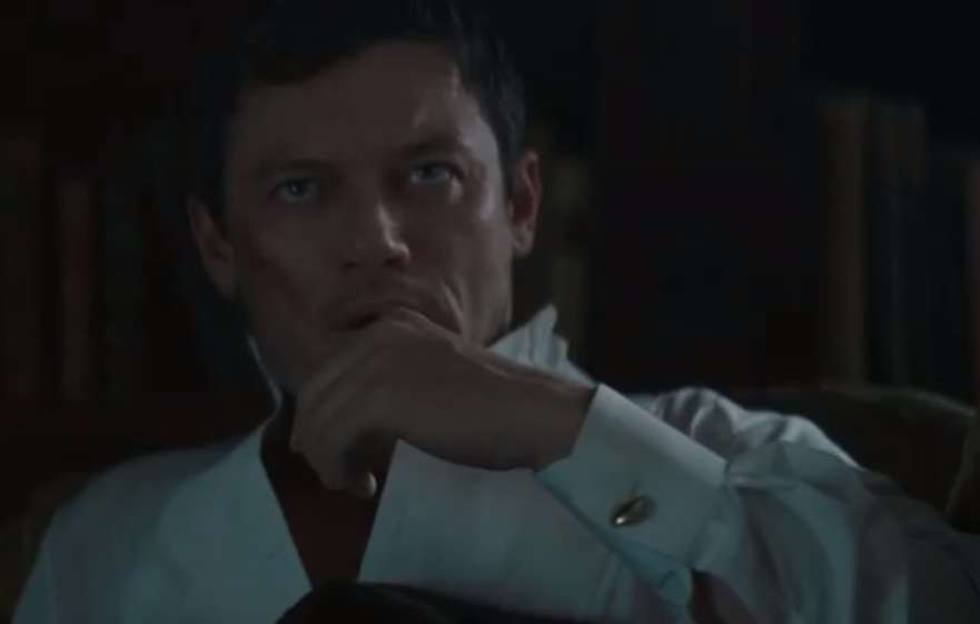 The Alienist Season 1 Episode 3 Silver Smile Review Luke Evans Moore