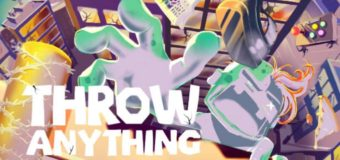 "Get Ready To Fling Everyday Objects At Zombies In ""Throw Anything"" VR Game!"