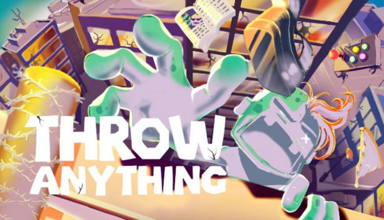 Throw Anything VisualLight VR game Steam