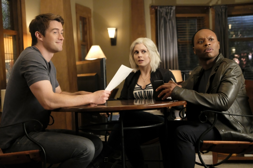 Are You Ready for Some Zombies iZombie