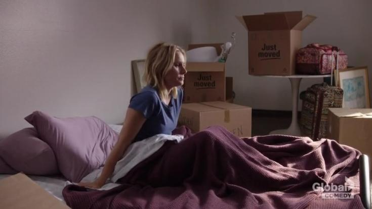 Eleanor bed Somewhere Else The Good Place season 3