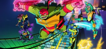 Nickelodeon Releases New Character Looks For 'Rise of the Teenage Mutant Ninja Turtles'