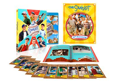 The Sandlot Collector Edition