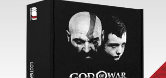 "New ""God of War Limited Edition Crate"" From Loot Crate & Sony Interactive Entertainment!"