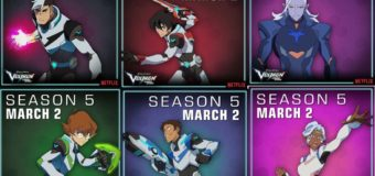 What Will Happen When Voltron Season 5 Premieres March 2?