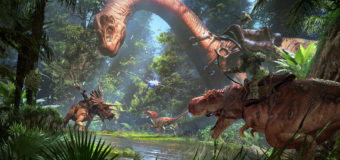 ARK Park: Live with Dinosaurs in Snail Games' Multiplayer VR Epic!