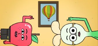 Apple & Onion 1×3 & 1×4 Review: Tips and Falafel's Fun Day
