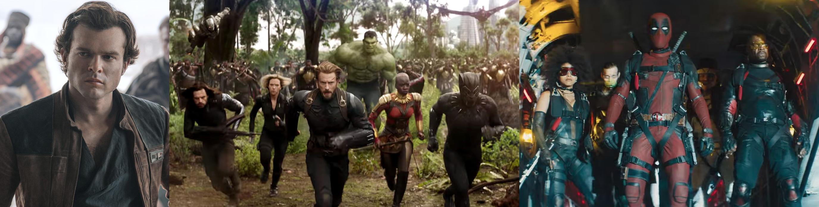 Avengers release date