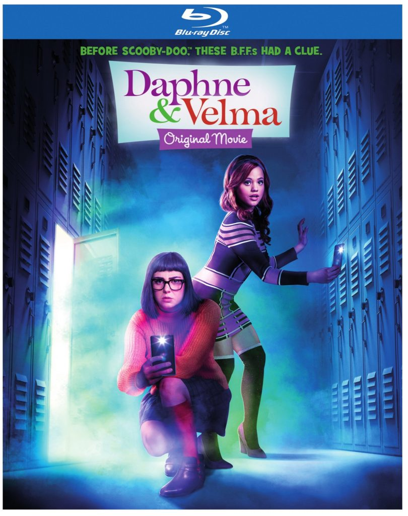 Daphne and Velma DVD Blu-ray Warner Bros release