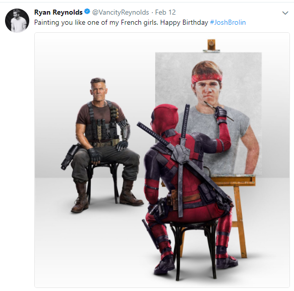 Deadpool 2 screening Fox
