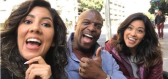 Gina Rodriguez To Possibly Play Rosa's Girlfriend In Brooklyn Nine-Nine Guest Spot!