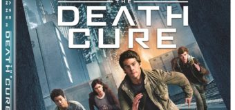 Maze Runner: The Death Cure Blu-ray, 4K Ultra HD, DVD, Digital Combo Pack Review