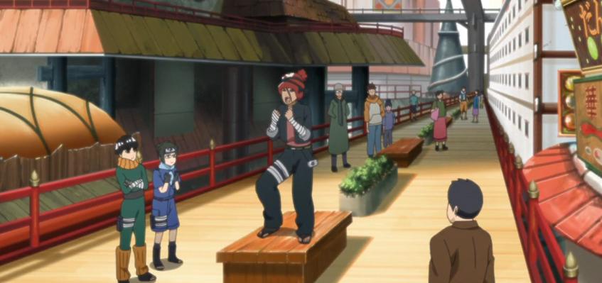 Boruto 48 review anime The Genin Documentary