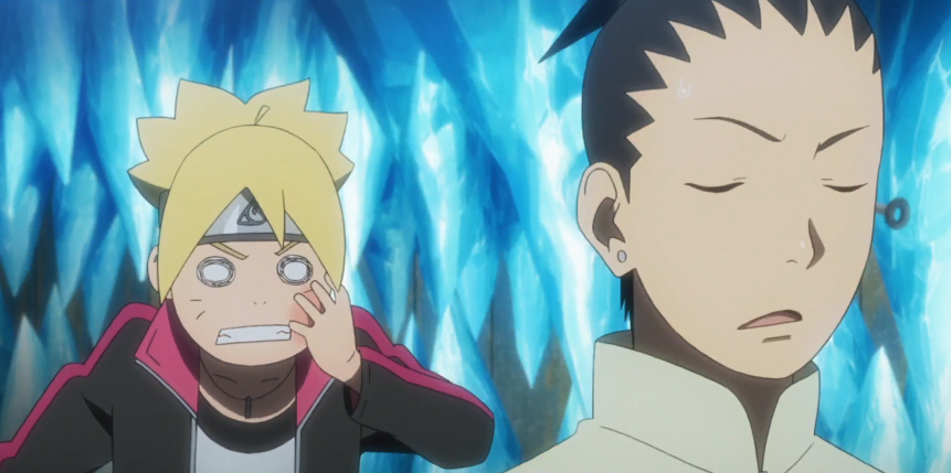 Boruto anime episode 47 Review The Figure I Want to Be