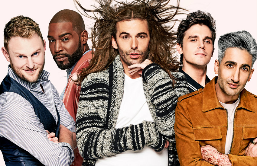 Queer Eye Season 2 Netflix