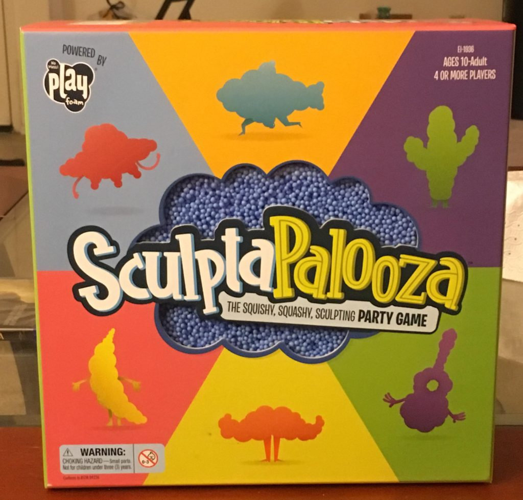 Sculptapalooza Front review