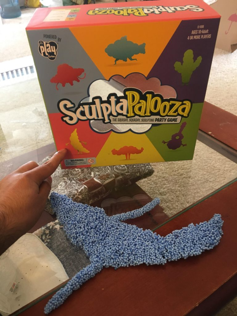 Sculptapalooza review