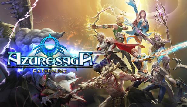Azure Saga Pathfinder MassHive Media game Steam
