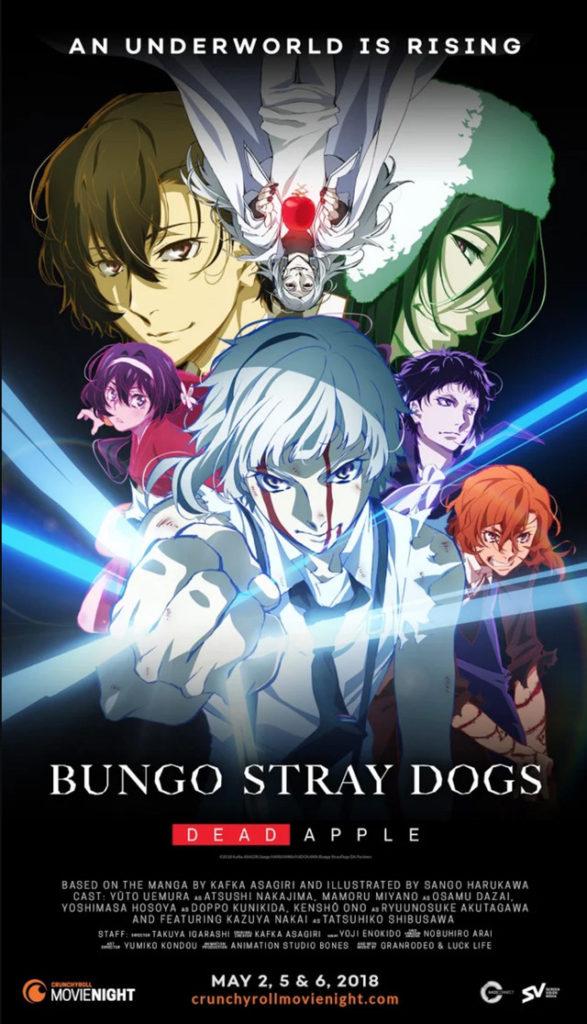 Bungo Stray Dogs Dead Apple