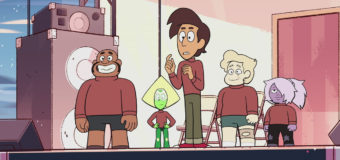 Steven Universe 5×16: Letters to Lars