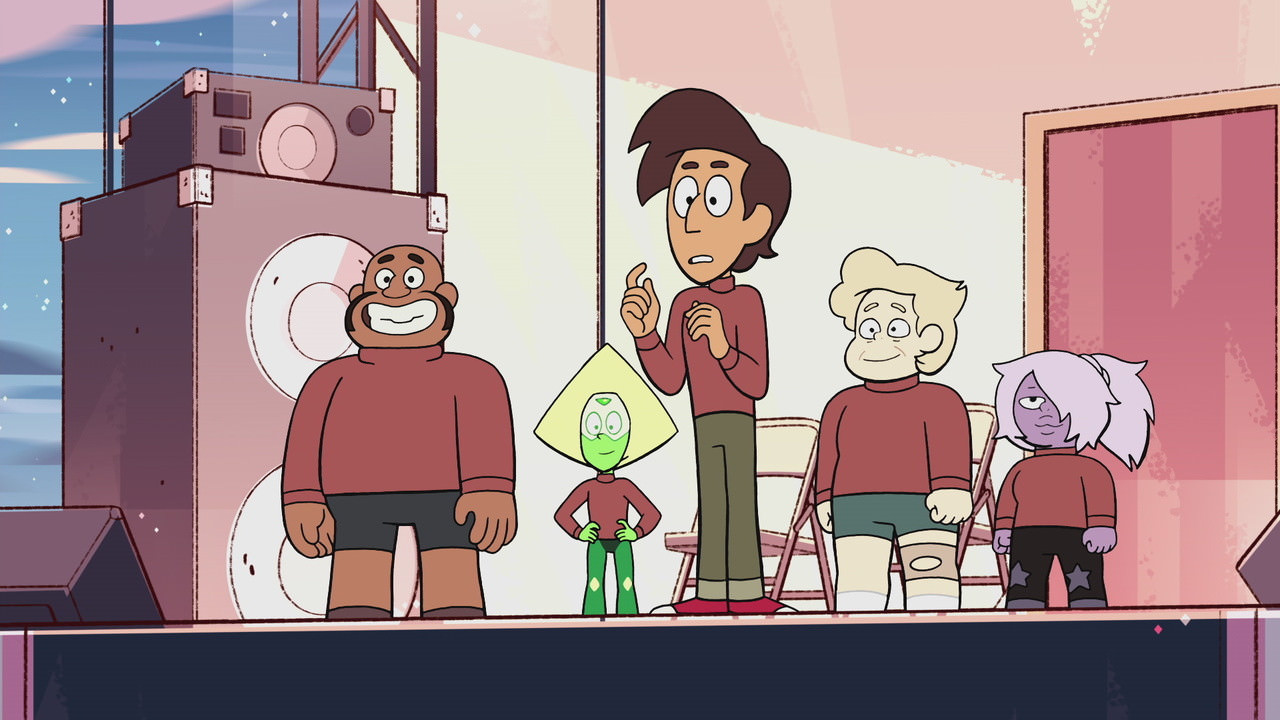 Steven Universe 5x16: Letters to Lars   The Geekiary