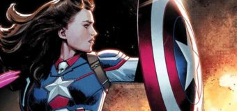 Do As Peggy Says! Peggy Carter Is Captain America