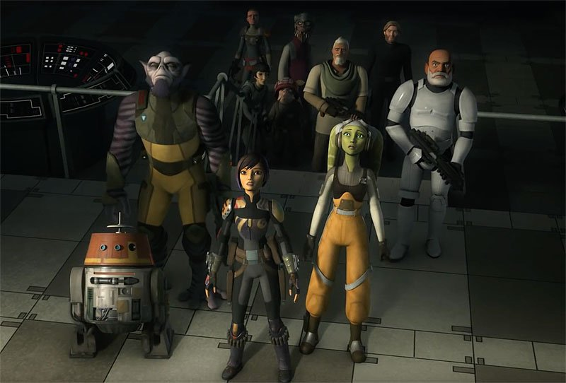 family reunion star wars rebels finale